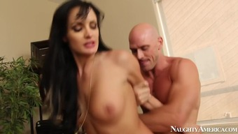 Alektra Ivory & Johnny Violation in Wayward Workplace