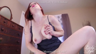 Lady Fyre Banned MILF Creampie and POV