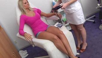 Jessica Gyno Examination