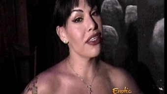Slutty t-girl Foxxy really liked being a domina inside a porno f