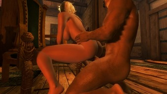 Skyrim - From Rosa with Love