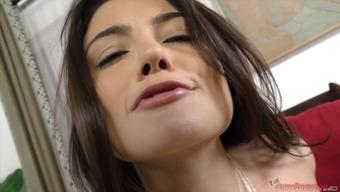 Adria Rae prick kissing