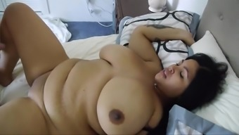 Huge Tits Big beautiful woman Latina getting popped