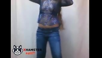 Arab dancing 1(one)