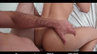 Big Butt Latina Shemale Anal passage Drills