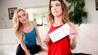 Alexa Style & Kristen Scott in You can crush in your vehicle - MommysGirl