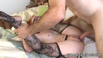 Hottest pornstars Jennifer Darkish, Summertime Daniels, Dani Jensen in Exotic Cumshots, Compilation love-making scene