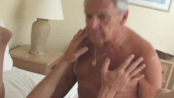 Grandpa fuck more aged