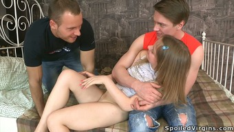 Sextractive dairy products bleeding Offenseman teenager gets cracked by a couple of dudes