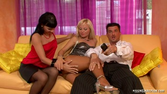 Great clothed female fucked complicated