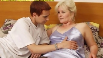 Slideshow with Finnish Captions: Mama Lena 2