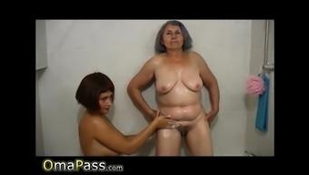OMAPASS age and granny lesbians