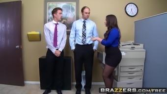 Brazzers - President WhoreLola Foxx Danny D