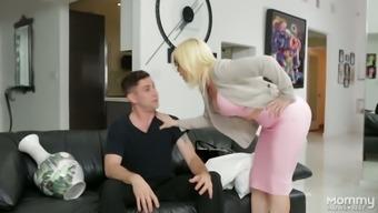 Nikki Delano is so mean she will simply can't appreciate her BF's cock enough