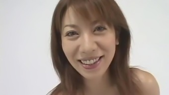 Crazy Japanese people bitch Aki Yatou in Amazing Major Tits, POV JAV video