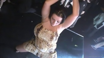 Wild event women party linked to stripper post and grab open in government departments