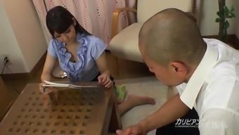 Horny Love-making Coach Rei Mizuna