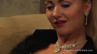 Female friend And Handmaiden: Madame Can't Keep Her Hands Away
