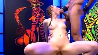 Czech redhead babe linda sweet loves assfucking with cums