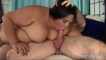 Big bad fats love fucked and eats cum