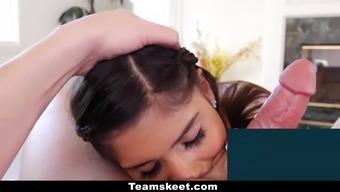 Katya Rodriguez in Sucking for the Selfie - ThisGirlSucks