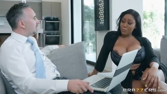 moriah erica finding out her large most desirable boobs to effectively her consider