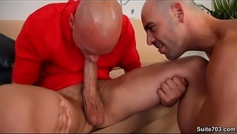 Bill Russo &_ Troy Michaels Fuck and Suck