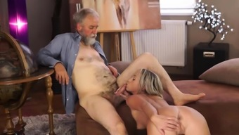 Wrinkled old granny and fisting xxx Sexual geography