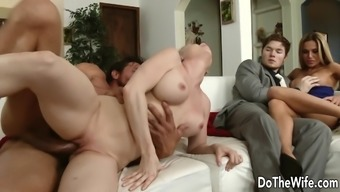 Swinger Wife Nikki Delano Rammed by Stud
