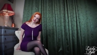 Cock Sucking Lessons -Lady Fyre FEMDOM