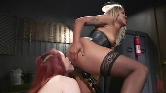 Step-Mother Chanel Preston Fucks Son & His Cheap Whore Girlfriend! - WhippedAss