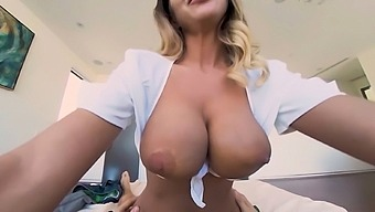 VRBangers Busty Brooklyn Chase is granting you a Fuck wish