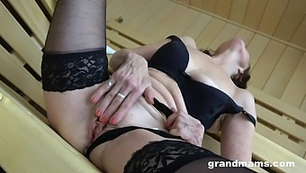 No GILF equals her and that mature woman fucks younger men exclusively