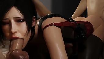 Nude Ada Compilation of Cool 3D Sex Scenes