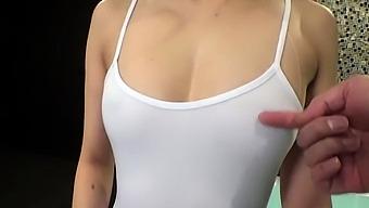 Japanese Teen Ai Yumemi Hairy Pussy Toyed