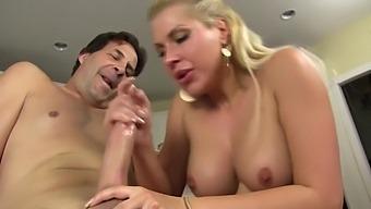 Lustful Horny Milf Amazing Porn Video