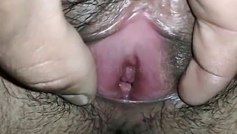Uncle And Aunt have Sex in Morning, Big Dick With Wet Pussy