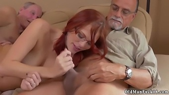 Old Big Beautiful Women Girl And Grandpa Cums Inside Frannkie And The