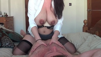 mature does her hubby good