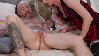 Mandy Mitchell is typically a chick utilizing a penis positioned for a perverted behavior