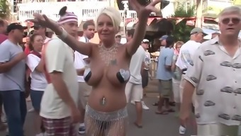 Best version in ridiculous striptease, blond person site