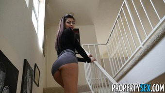 Betraying on Wife With Sexy Professional Audrey Splendid