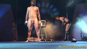 Extreme ridiculous bdsm craze daytime tv talk show on community sexfair tell point in time