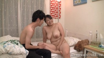 Chunky Japanese people mama gets fucked within the christian missionary cause