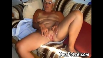 OmaFotzE Heated Granny Pictures Showoff Compilation