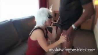 light colored companion Alexia Thomas first visit major matchless penis to really blow