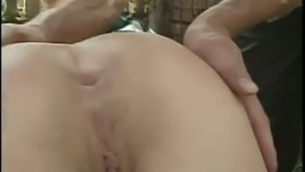 This real amateur chick likes it harder and she's a huge anal freak